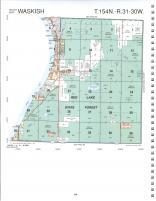 Map Image 075, Beltrami County 2003